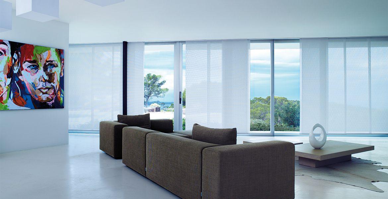 Gordijn Als Scheidingswand : Paneelgordijnen japans gordijn raamdecoratie zonnewering